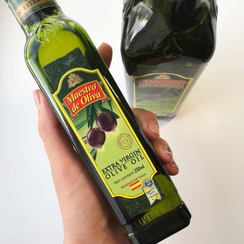 Оливкова олія 250мл «Maestro de Oliva» Extra Virgin