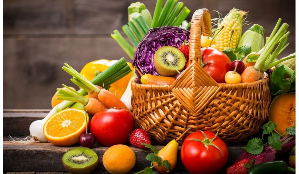 Чому потрібно їсти фрукти та овочі