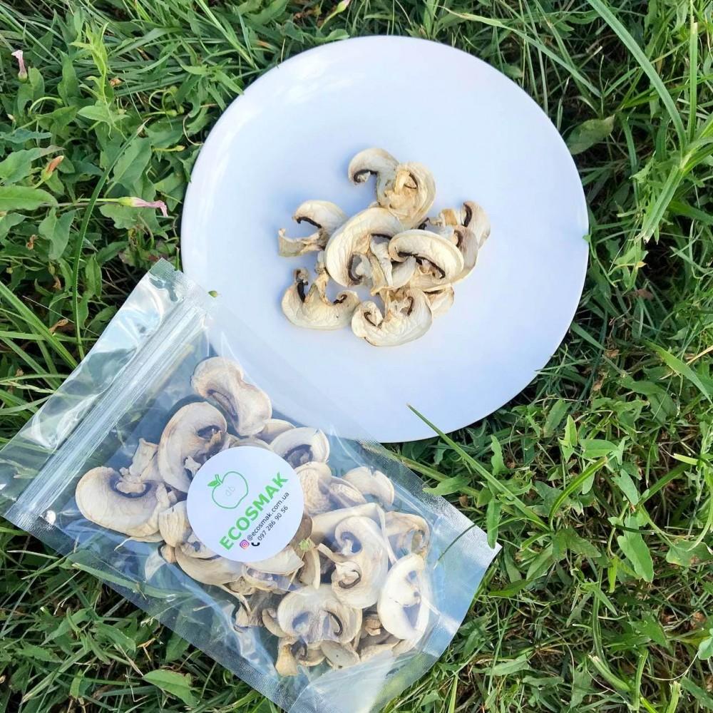 Чіпси з грибів Печериці