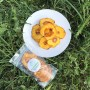 Чіпси з персика