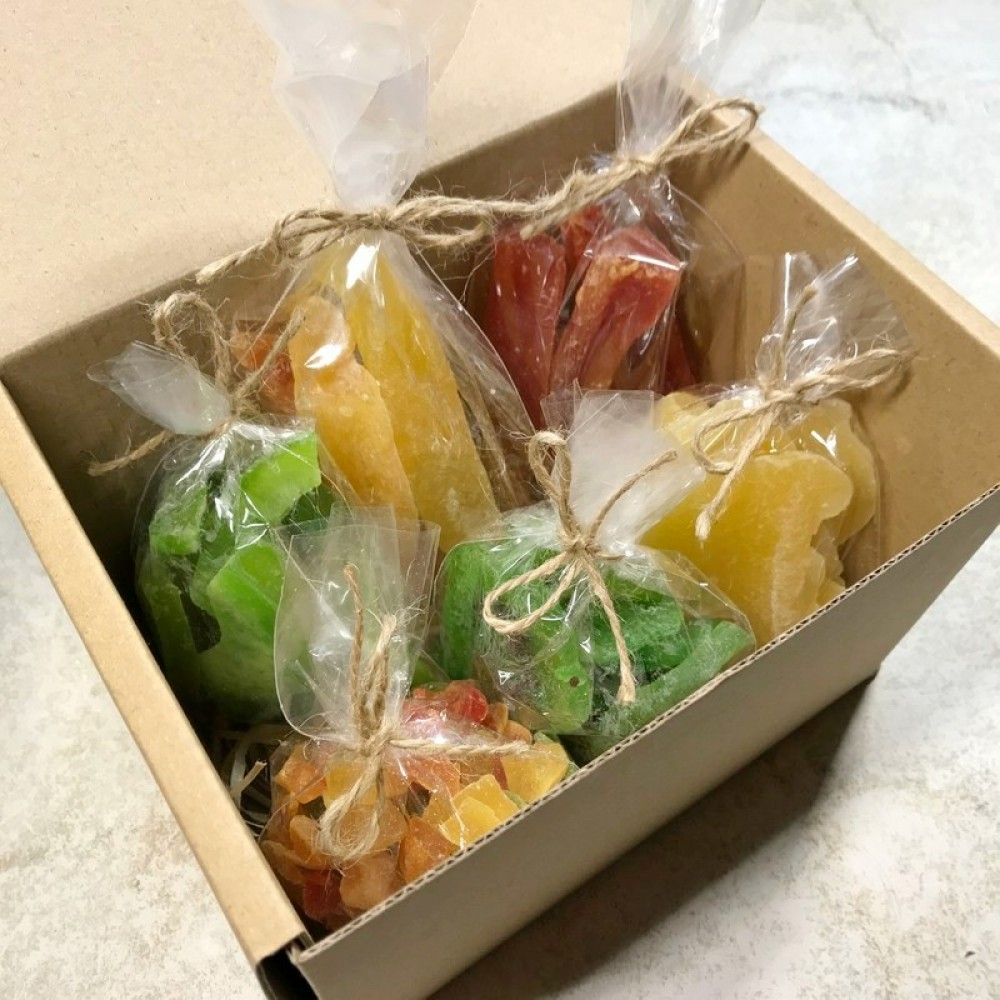 Коробка цукатів 600г