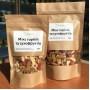 Мікс горіхів та сухофруктів