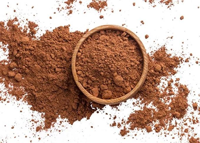 Натуральний какао-порошок